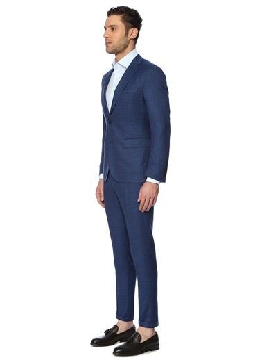 NetWork Takım Elbise Mavi